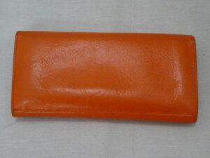 イルビゾンテ 長財布 背面 修理後2
