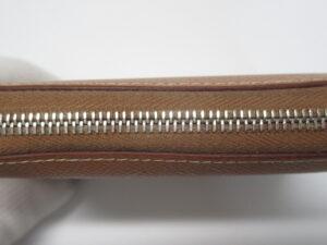 エルメス シルクインコンパクト お財布 ジッパー修理 修理後4